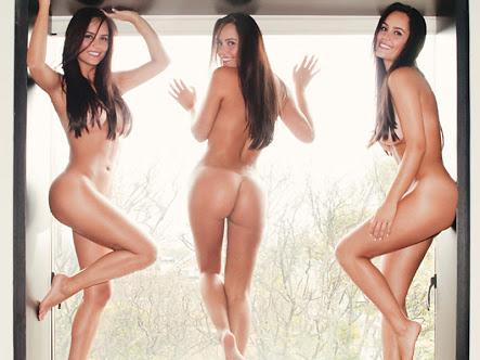 women of telemundo nude