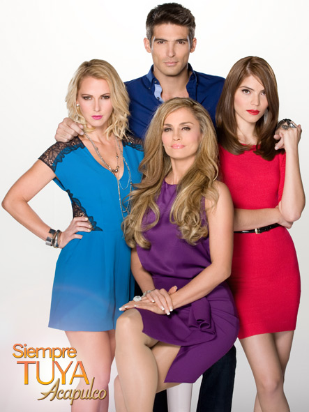 Astro, Azteca plan A Love to Remember